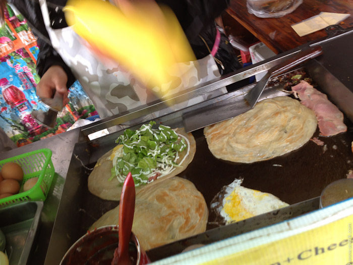 Что едят в Китае на улице
