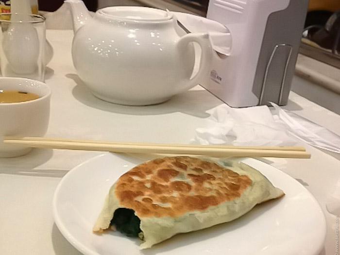 Китайские пирожки