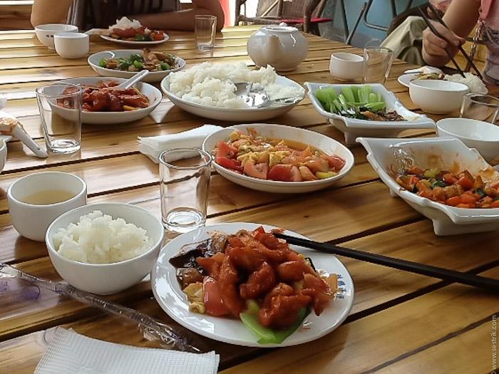 Традиционная китайская кухня