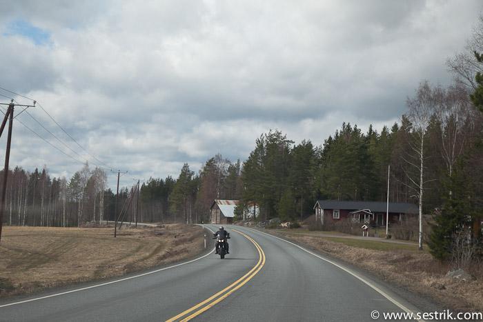 едем в финляндию на машине
