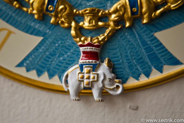 Символ ордена Слона