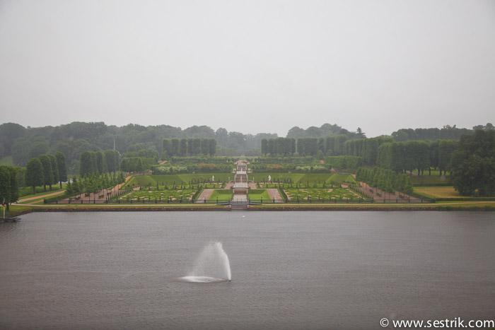 Парк в Фредериксборге