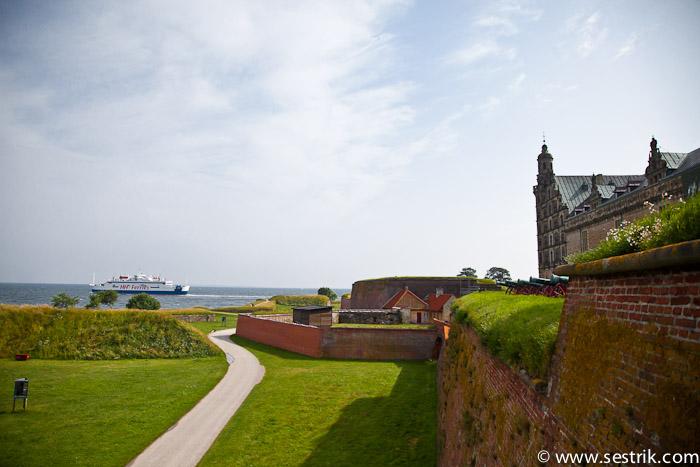 Крепость Кронборг