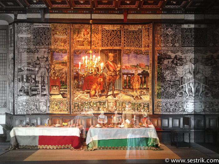 В замке Кронборг