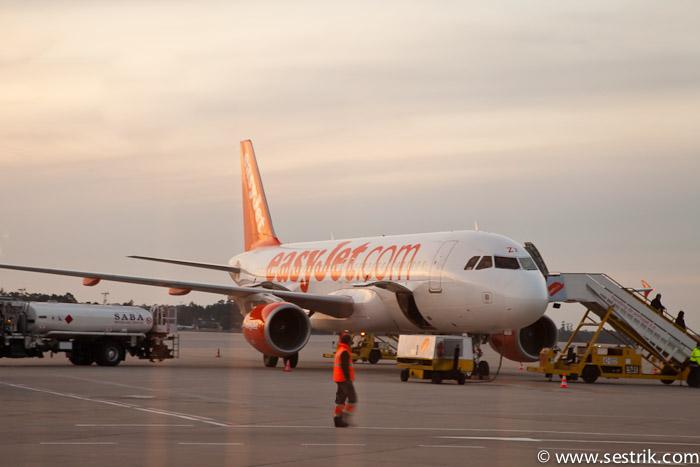 Low-cost компания Easy Jet