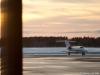 Самолет в Аэропорту Лаппенранты