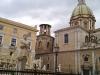 Площадь Претория с фонтаном