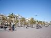 Набережная в Барселоне