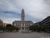 главная площадь в Порту