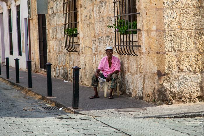 На улицах Санто-Доминго (Santo Domingo)