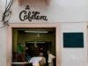 Кафе на улице Кондо в Санто-Доминго