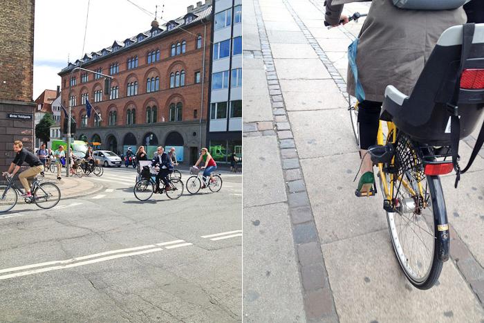 Велосипедный трафик