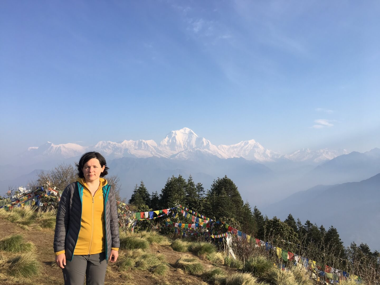 сестрик в непале