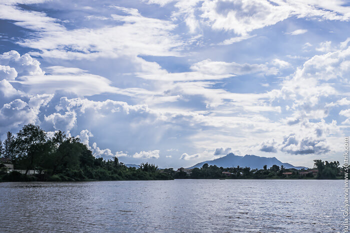 река саравак