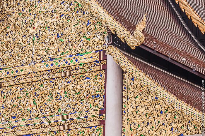 Пагода Ват Чеди Луанг (Wat Chedi Luang)