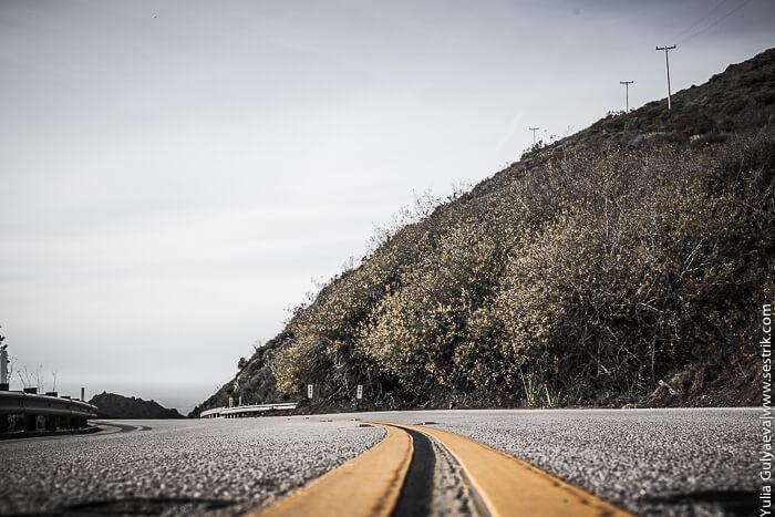 дороги америки
