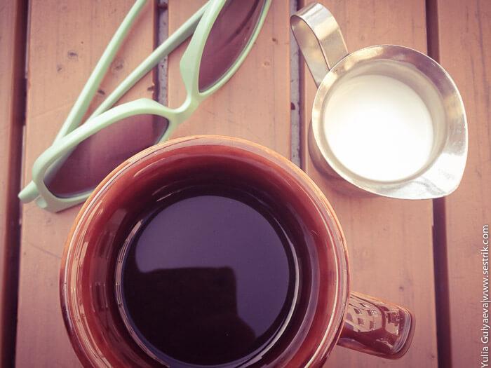 кофе в америке