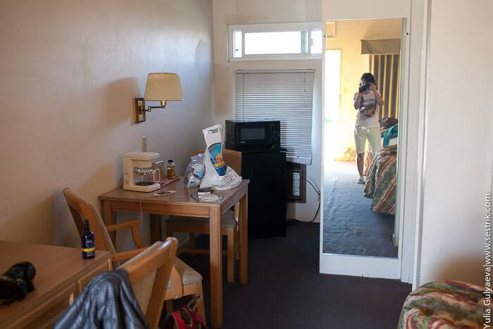 мотели в калифорнии