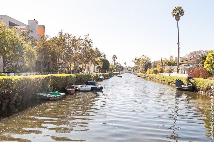 венеция в штате калифорния