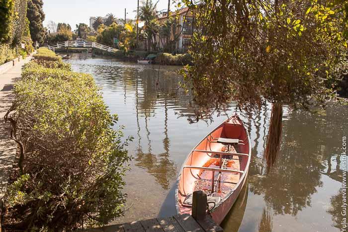 венеция калифорния