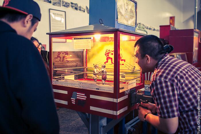 игровой автомат старый бокс