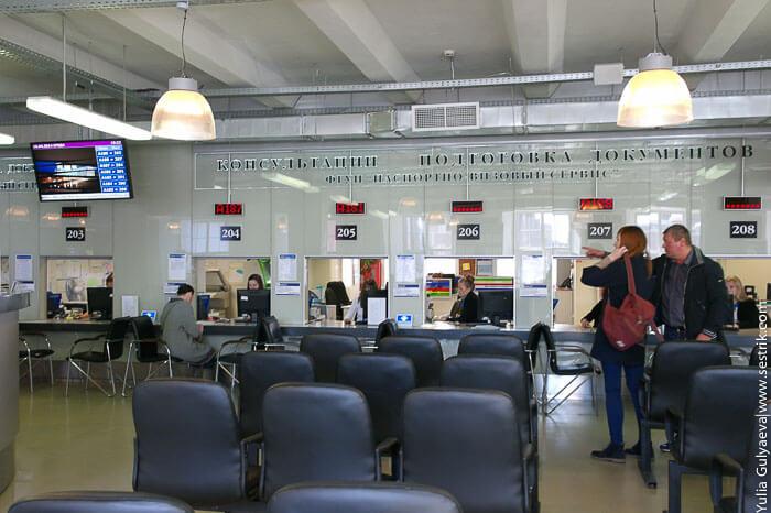 единый центр документов спб загранпаспорт