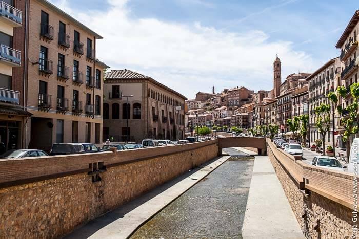 город фрага испания