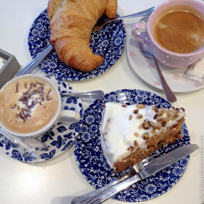 сколько стоит позавтракать в испании