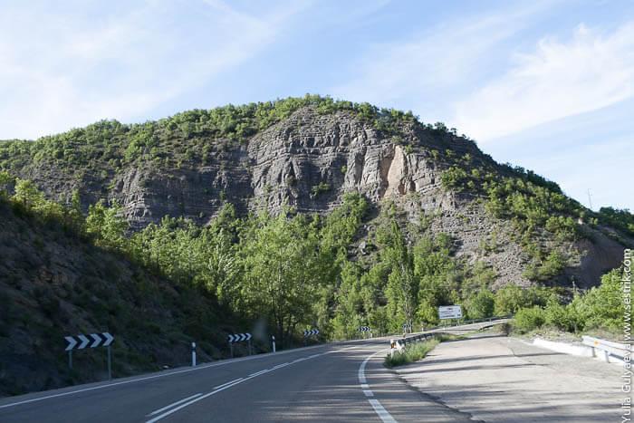 испанские горы