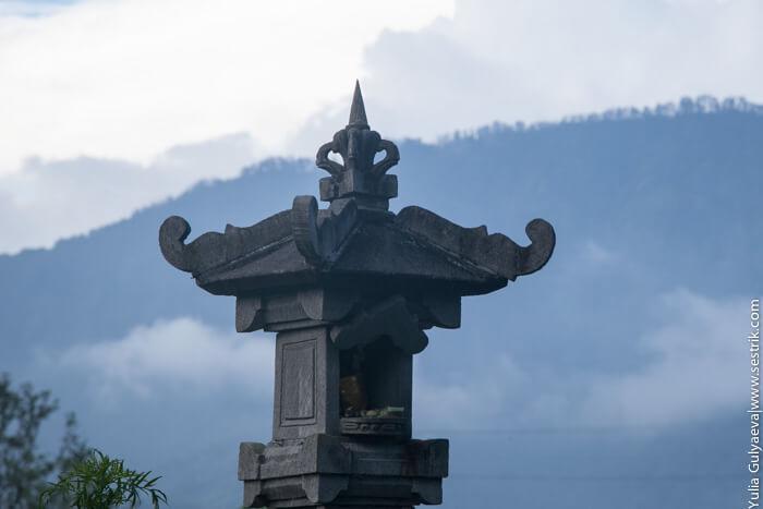 архитектура на бали