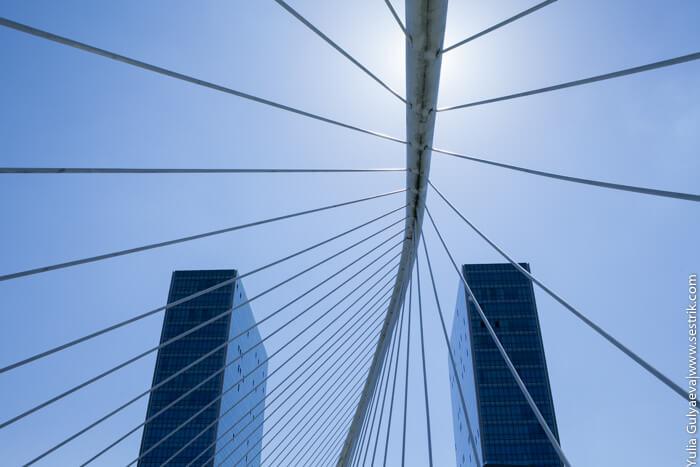 мост калатравы