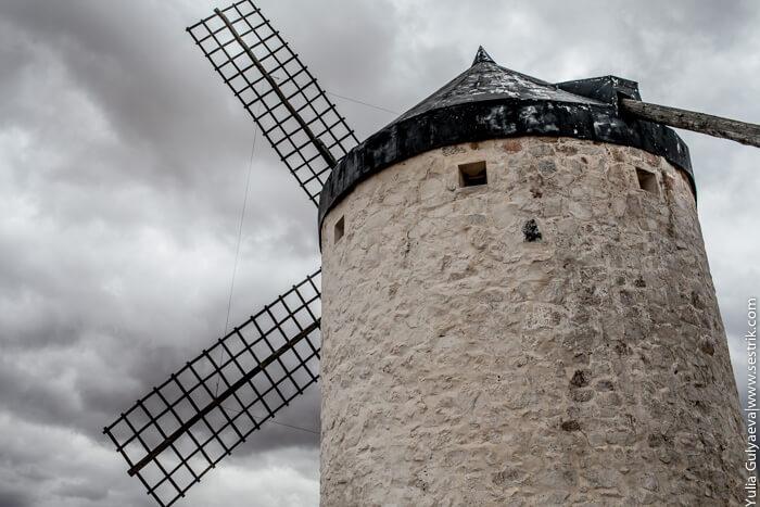 мельницы испания