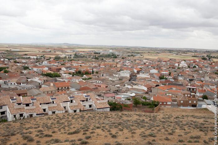 где найти мельницы в испании