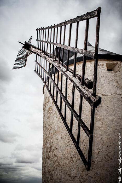 лопасти ветряной мельницы