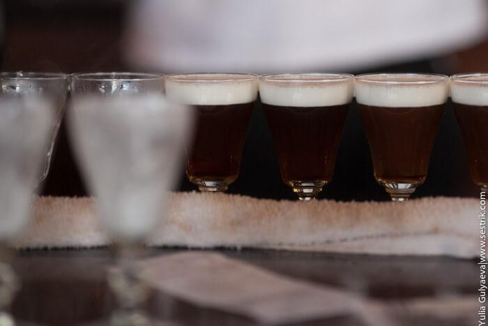 как готовить ирлансдкий кофе