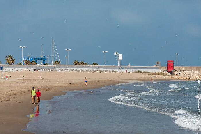 беникарло пляжи