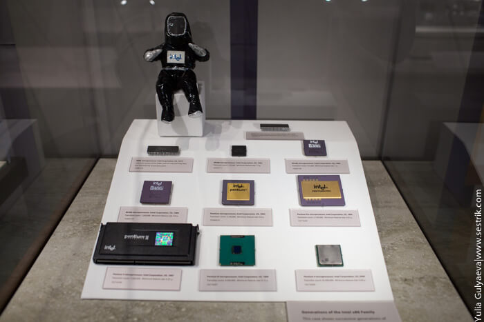 процессоры интел