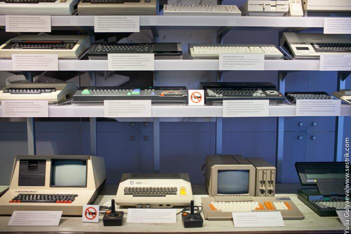 первые домашние компьютеры