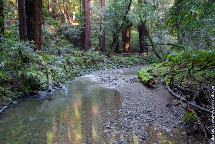 парки калифорнии