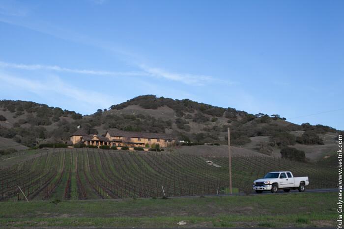 винная долина калифорнии