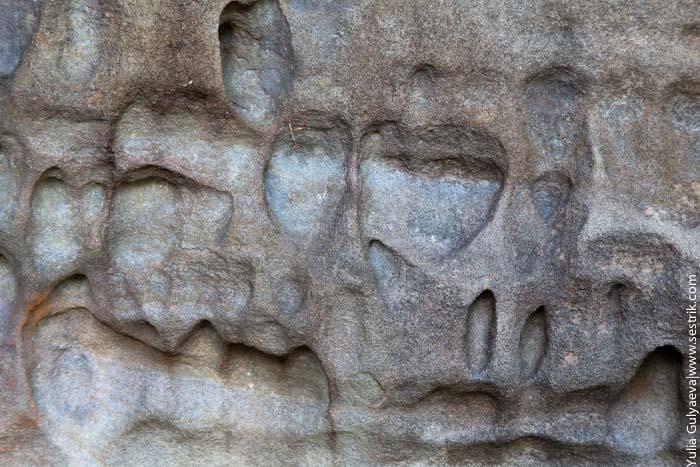 тысячелетние камни