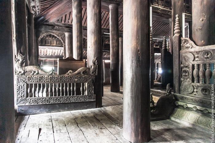 тиковый монастырь