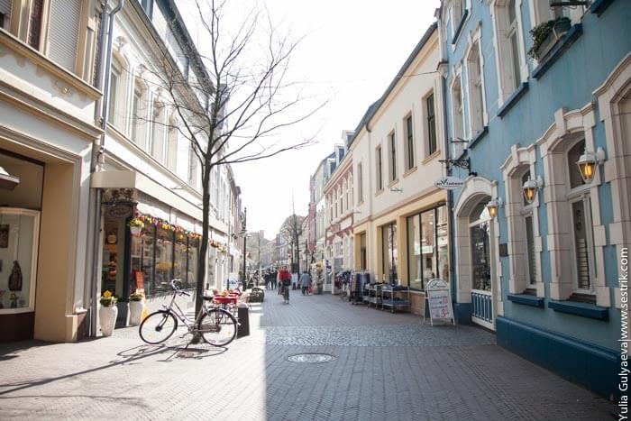 улицы в кевелар