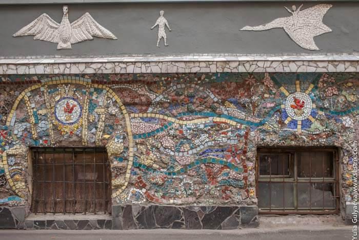 мозаичный двор спб