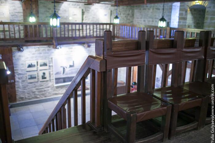 музей и интерьеры нарвского замка
