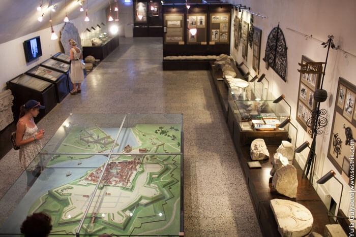 нарвский музей экспозиция