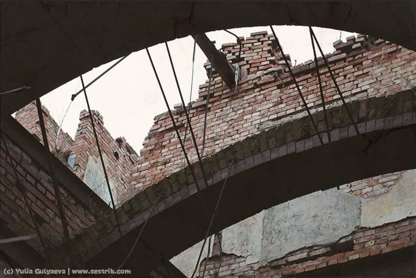 руины Калининграда