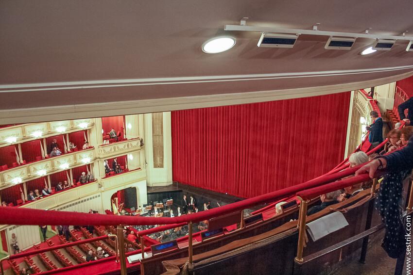 опера в вене стоячие места