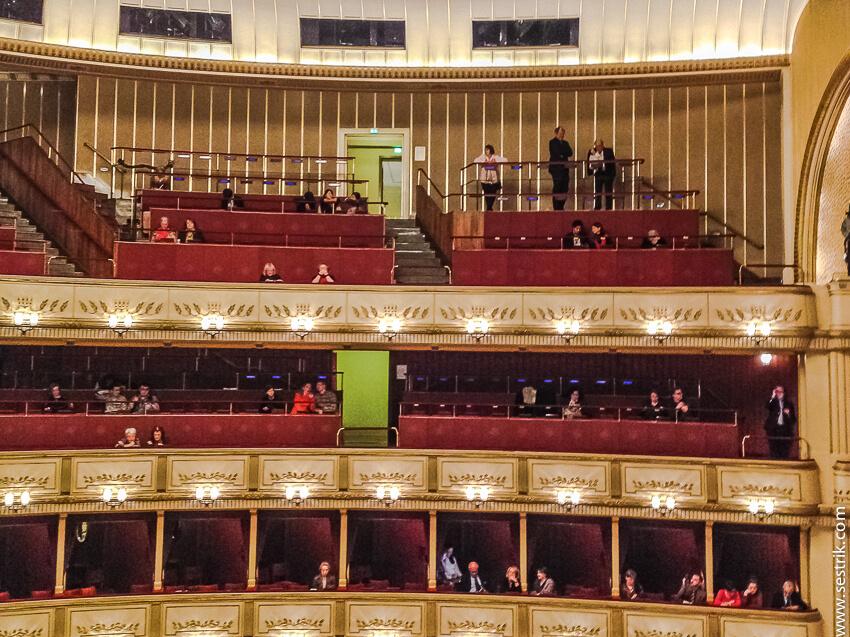 дешевые билеты в венскую оперу