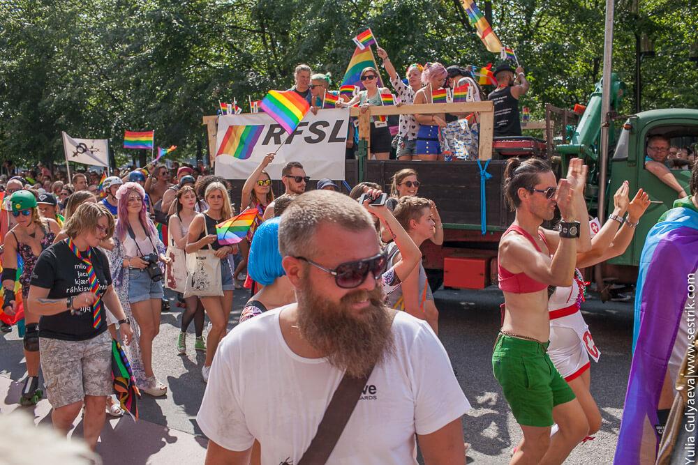 шведские геи и лесбиянки